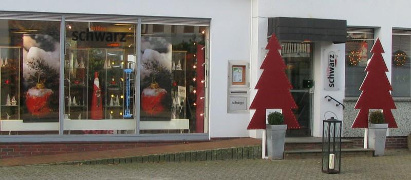 Unser Adventskalender startet am 1. Dezember 2012